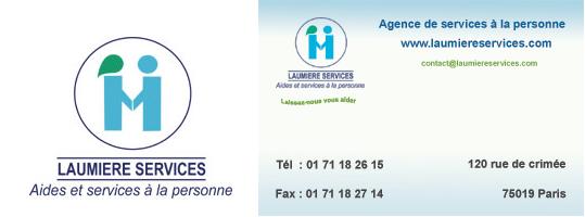 logo_carte de visite Laumière Services