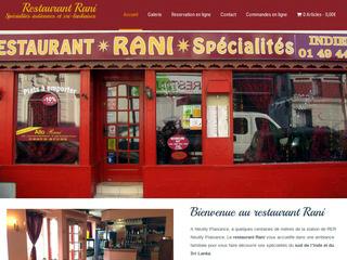 Restaurant Rani - Neuilly Plaisance