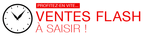 vente flash de site internet