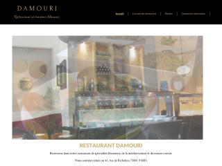 restaurant damouri